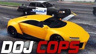 Dept. of Justice Cops #98 - Super Speeders (Criminal)