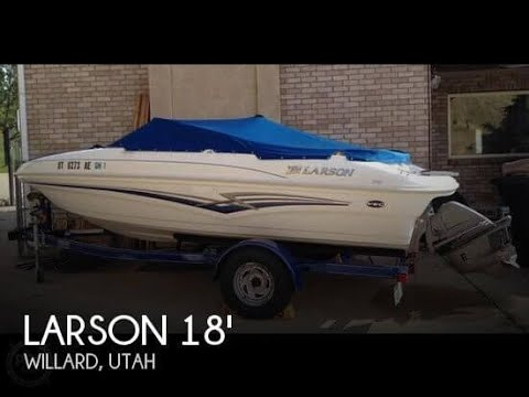 unavailable used 2008 larson sei 180 sport in willard utah youtube rh youtube com 1991 Larson Boats All American 190 Cuddy 2001 larson 180 sei owners manual