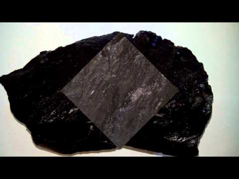MYSTERIOUS OF STONE CARBONADO BLACK DIAMOND