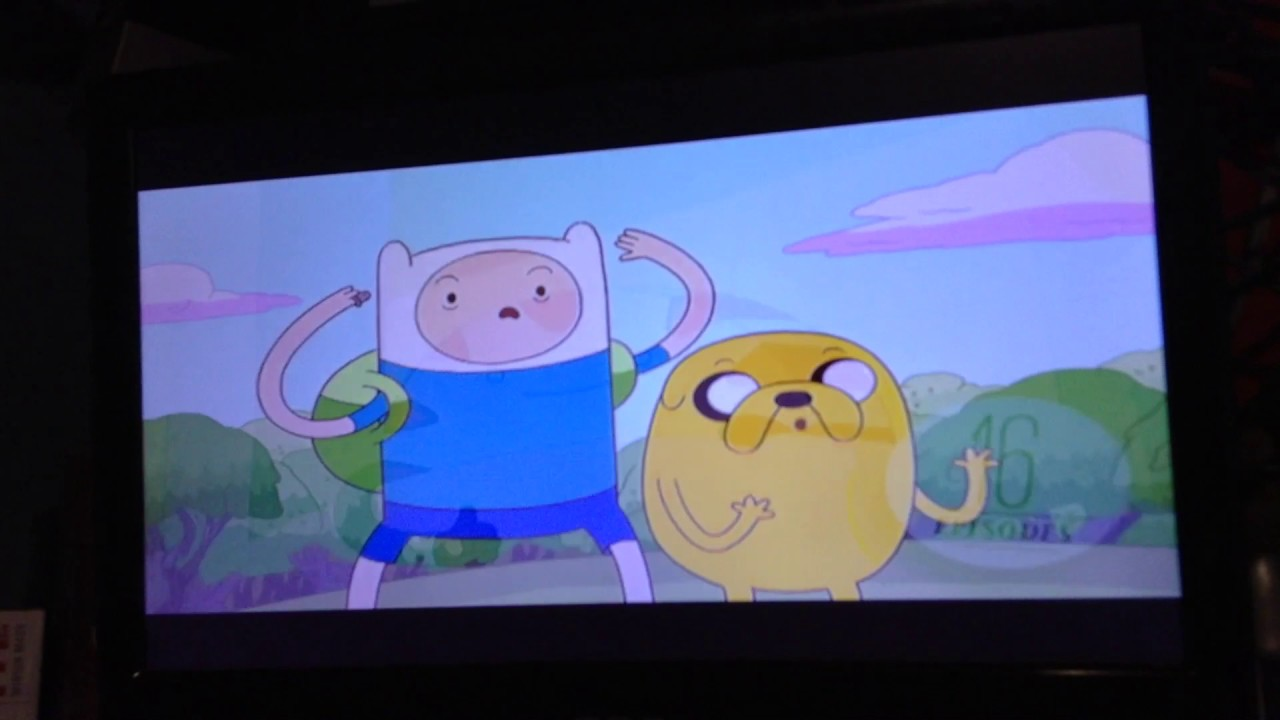 Adventure Time Princess Day opening to adventure time princess day 2014 dvd