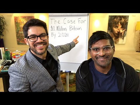 📈 The Case for $1 million Bitcoin by 2024 tailopez.com/learnbitcoin