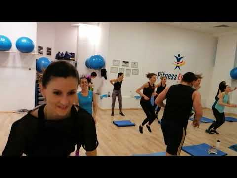 14.02 Tabata mix high intensity interval training