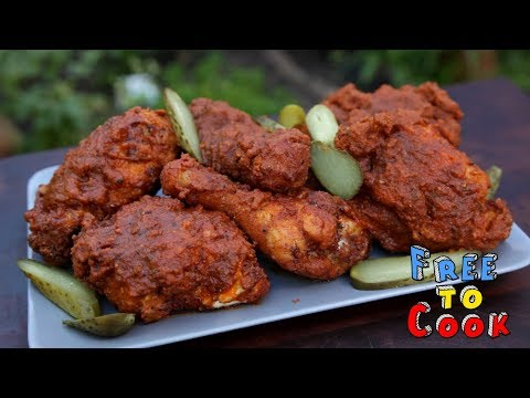 How to cook Nashville Fried Chicken