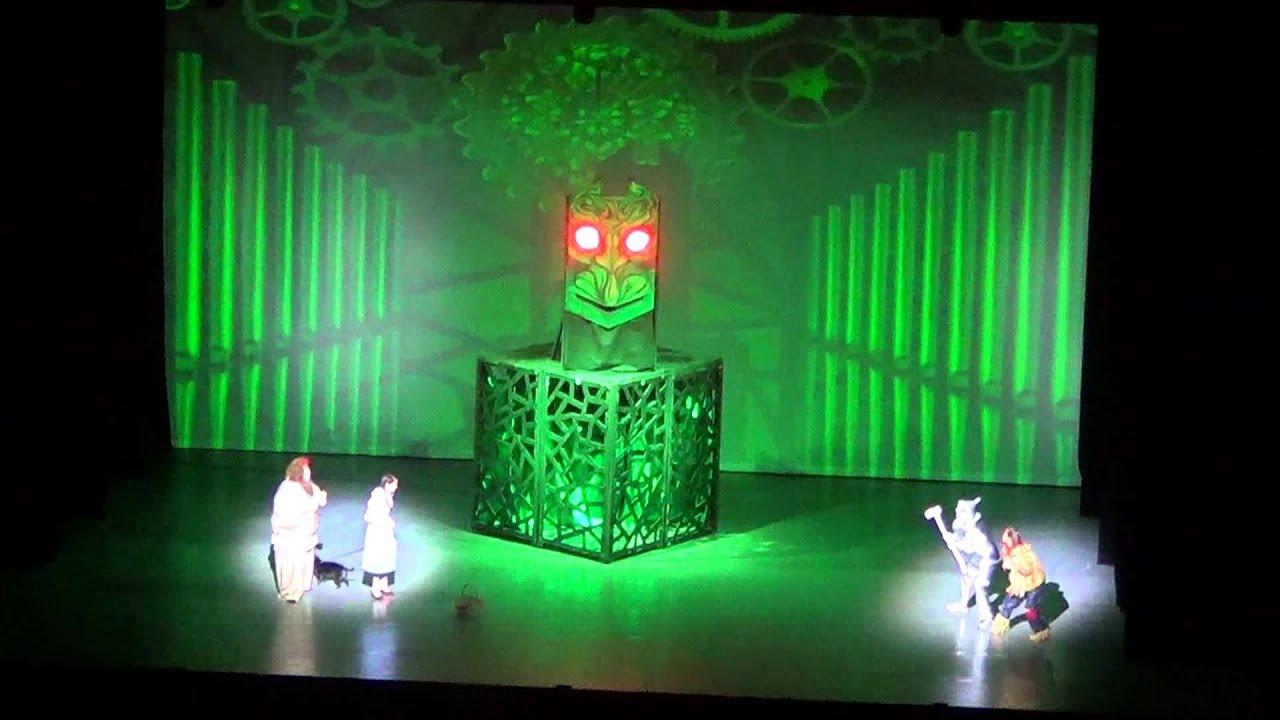 2013 Allen High School Musical  The Wizard of Oz  YouTube