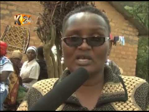 Wundanyi Residents living in fear after a series of rape and murder incidents