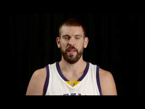 Join Memphis Grizzlies star Marc Gasol & Sign Up Today at Jr.NBA.com