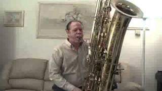 contraBass sax Really Big Blues.mp4