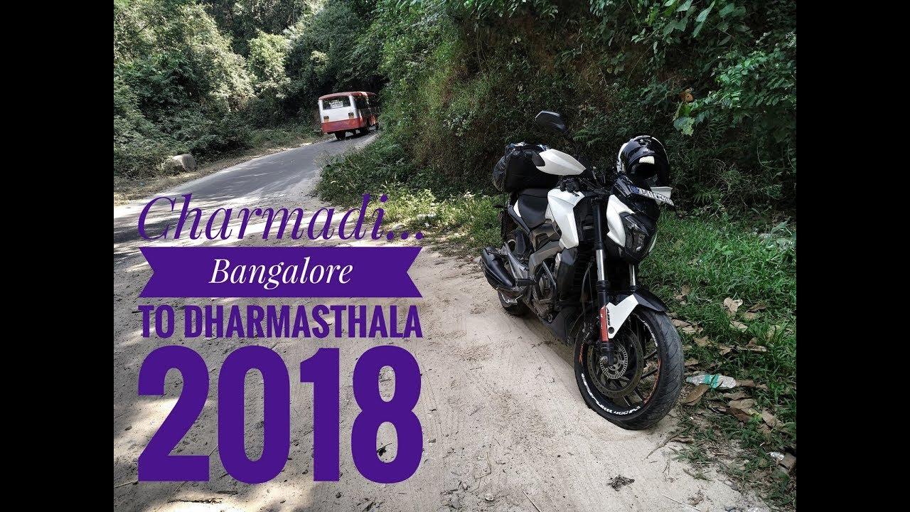 Bangalore To Dharmasthala Route Map Bangalore to Dharmasthala   Riding through Charmadi Ghat 2018