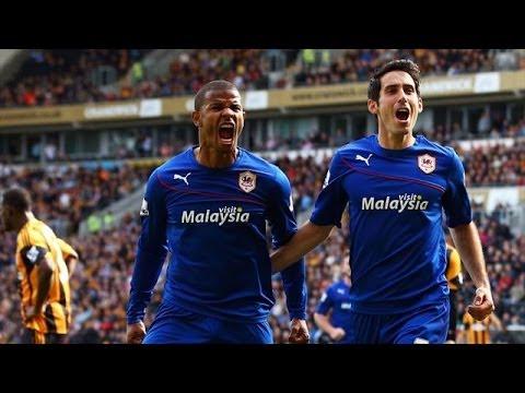 Hull City Vs. Cardiff City 2012/13 Promotion