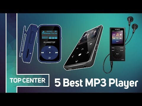 Top 5 Best MP3 Player of 2018