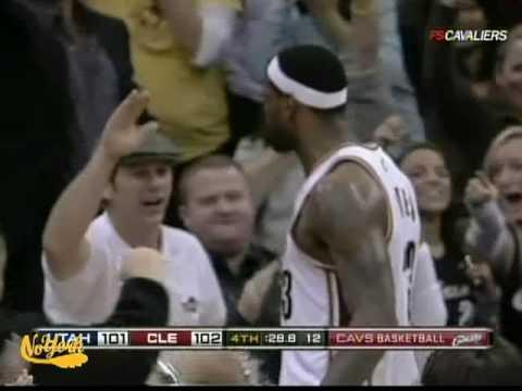 LeBron James 2009-2010 Highlights Part One - LeBron 09-10 Mix