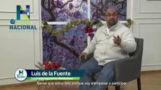Luis de la Fuente en Aguascalientes en La Hora Nacional