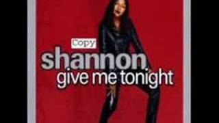 Give me Tonight - Shannon (Remix)