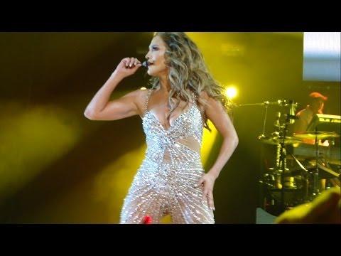 JENNIFER LOPEZ Dance Again Tour in Madrid - FULL 1