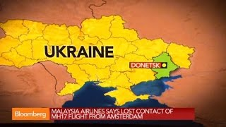Malaysian Flight MH17 Crash to Spark Military Action: Bremmer