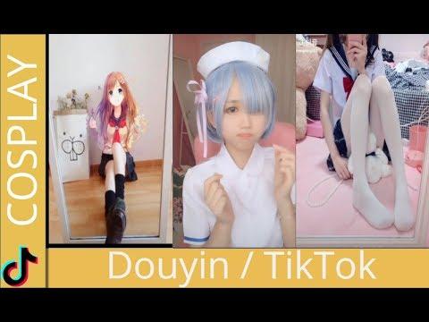 Tik Tok China  Cosplay Anime