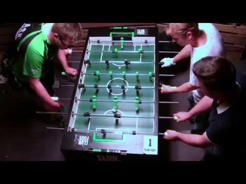 Final Amsterdam Foosball Open 2014