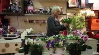 видео цветы с доставкой по Москве