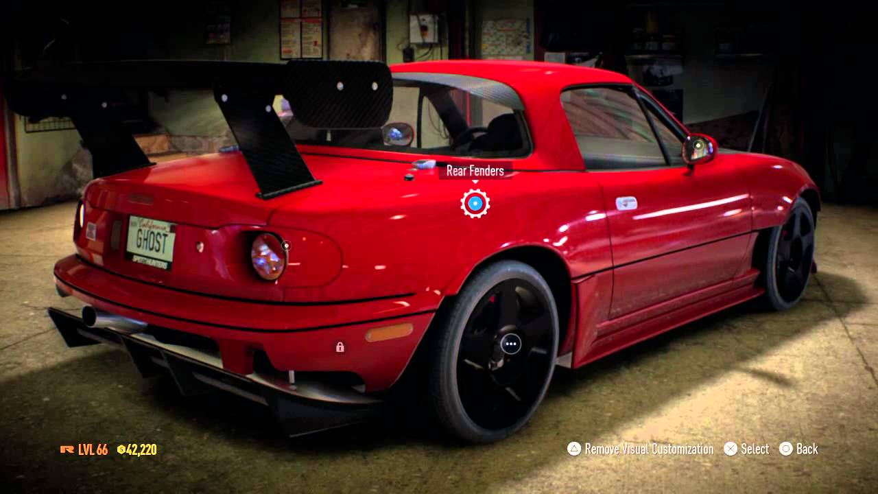 need for speed mazda mx 5 1996 tuning 2 youtube. Black Bedroom Furniture Sets. Home Design Ideas