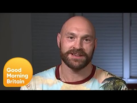 Tyson Fury Hints if Half-Brother Tommy Fury Will Appear in His Reality Show | Good Morning Britain