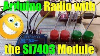 Video Arduino FM Radio with Si4703 download MP3, 3GP, MP4, WEBM, AVI, FLV Juli 2018