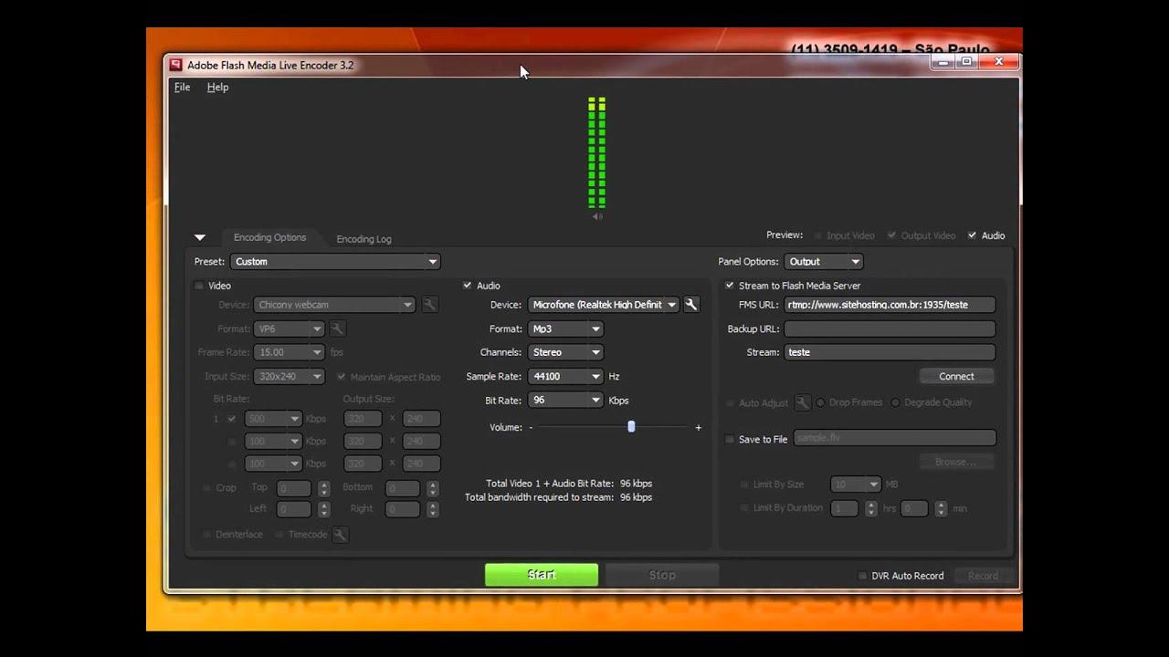 Configurar fotos en streaming en pc 67