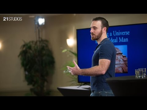 Building a Universe for the Ideal Man | Anthony Johnson | Full Length HD