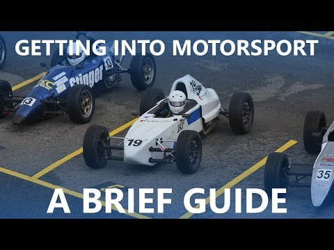 Getting Into Motorsport: A Brief Guide