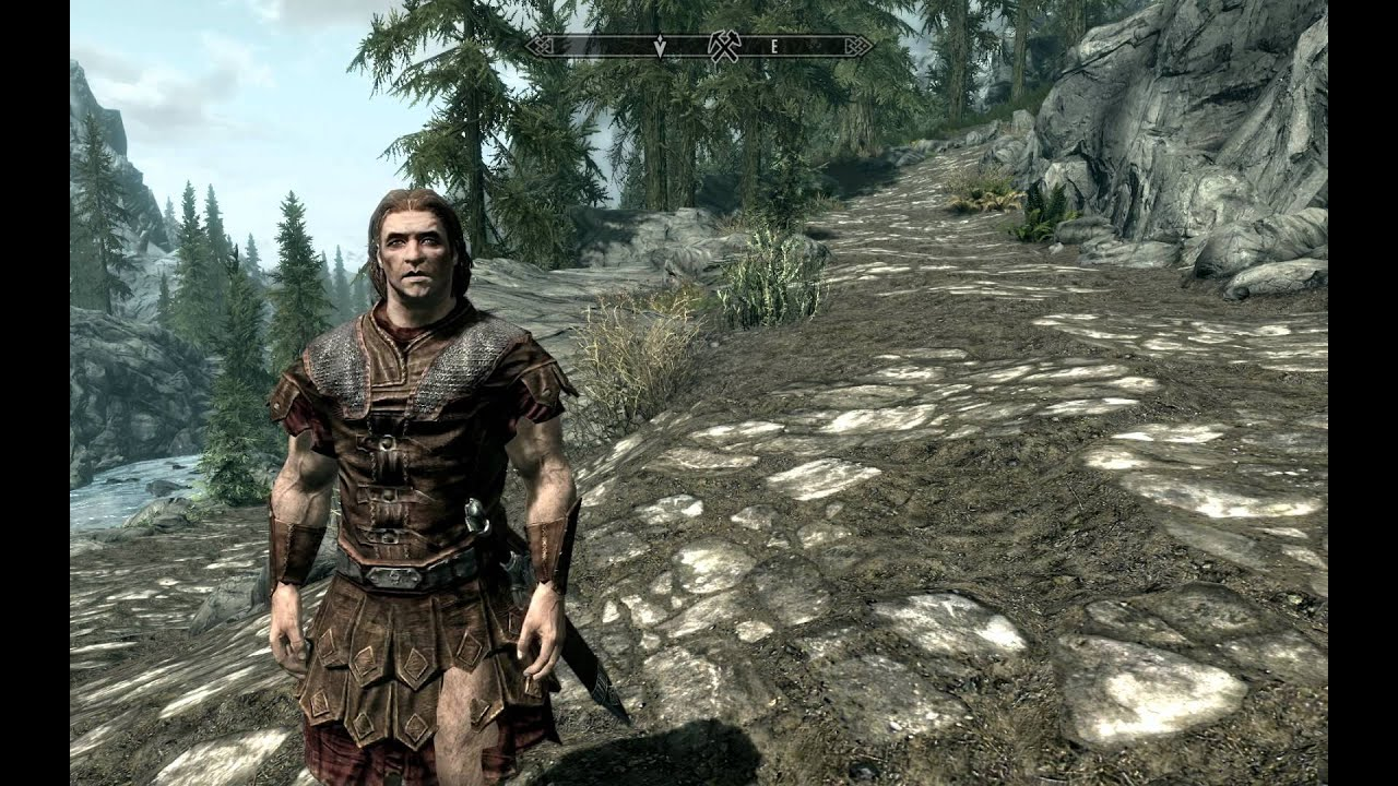 Free Hd Live Wallpapers For Pc Elder Scrolls V Skyrim Pc Gameplay Max Settings Youtube
