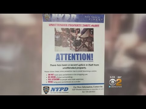 Robberies On The Rise In Rego Park