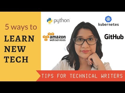 5 Ways to Develop Tech Skills | TECHNICAL WRITER