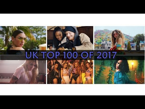 UK Top 100 Songs of 2017 (Year-End Chart) Mp3