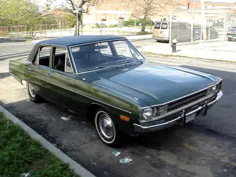 Dodge Dart Custom Classic Overview Youtube