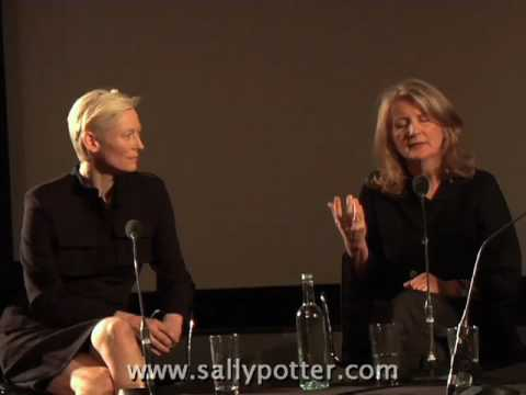 Sally Potter and Tilda Swinton in Conversation