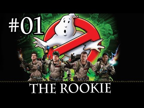 Ghostbusters: The Video Game [Let's Play #01] -The Rookie