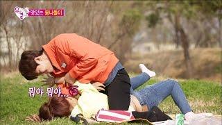 【TVPP】Song Jae Rim - Physical Fight of Love, 송재림 - 소은 표 사랑의(?) 주먹밥에서 시작된 전쟁 같은 사랑 @ We Got Married