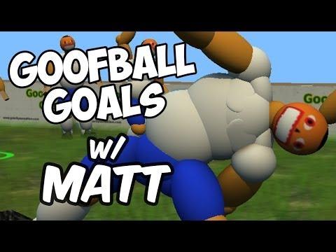 SOCCER SIMULATOR? - Goofball Goals