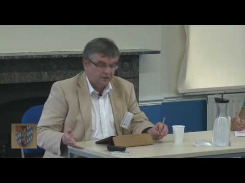 "Professor Ingo Kottsieper, ""Literacy and Aramaic as written language in the Achaemenid Empire​"""