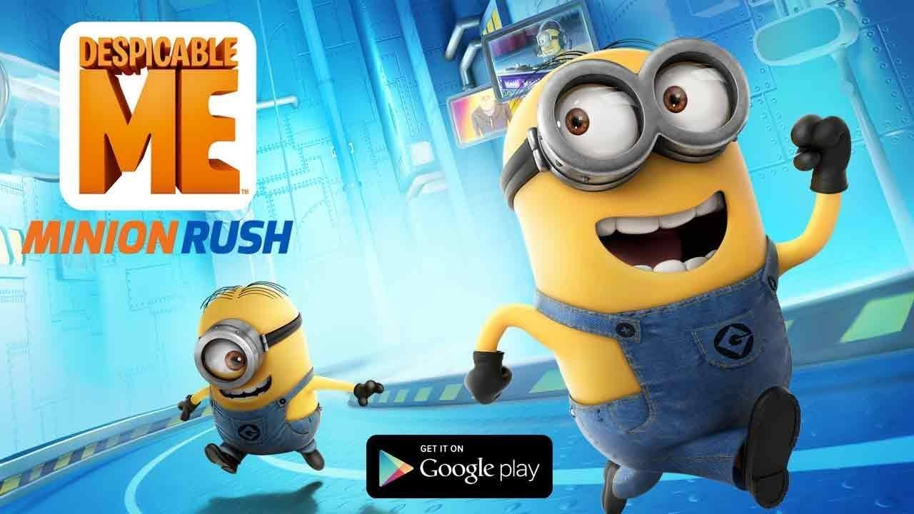 minion rush free android game