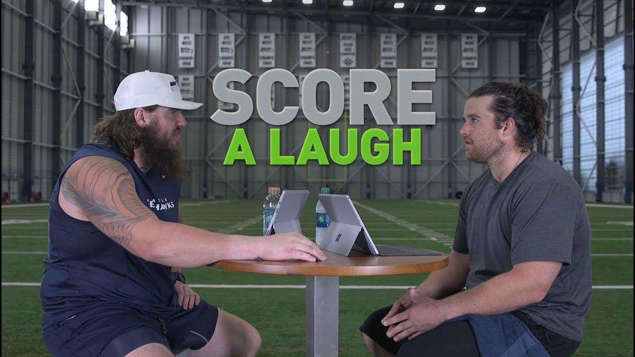Para buscar refugio Olla de crack exceso  Score A Laugh - Jordan Roos & Joey Hunt - YouTube
