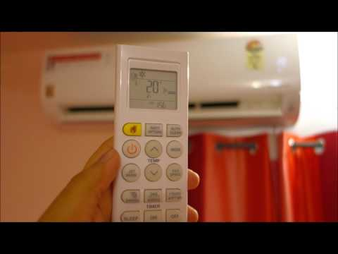Advantages of an Inverter Air Conditioner and how it is better and different than a normal AC