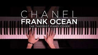 Frank Ocean - Chanel | The Theorist Piano Cover