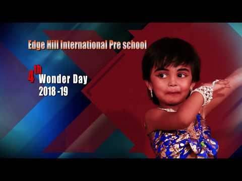 Edge Hill Int Pre school 4th Wonder Day_Manohari Song