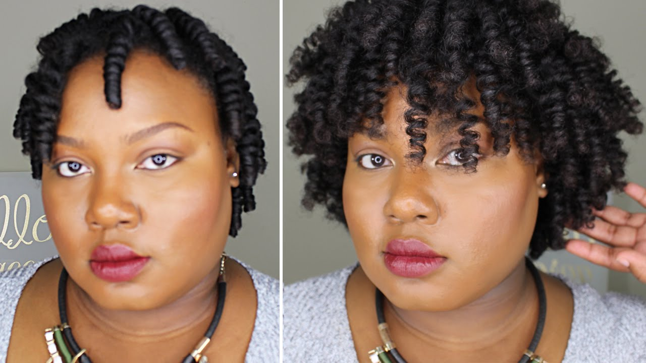 corkscrew curls with perm rods
