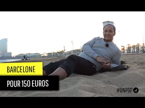 Barcelone : le weekend pour 150€