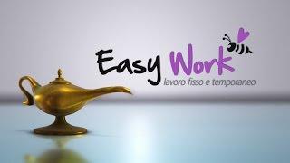 EASY WORK  - lavoro fisso e temporaneo - SPOT TV RSI