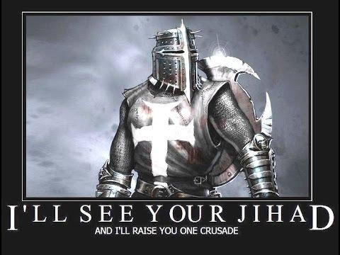 """The Crusades"" A Counter Attack!"