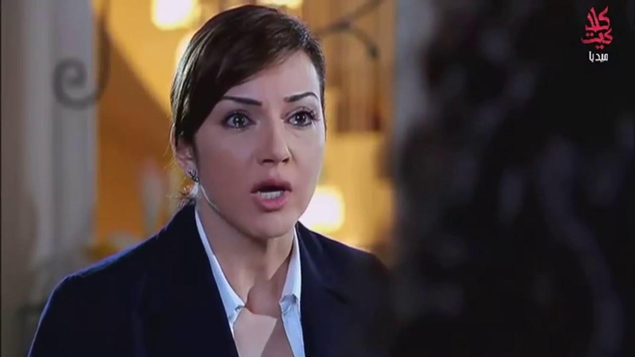 عدم تصديق رنا نتيجة التحاليل  مسلسل بنات العيلة  الحلقة 29