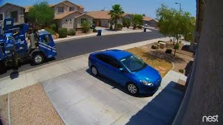 Nest Cam Review - 100 Feet From Wifi and 122 Degree Weather!