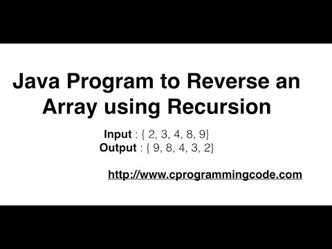 recursion in c language